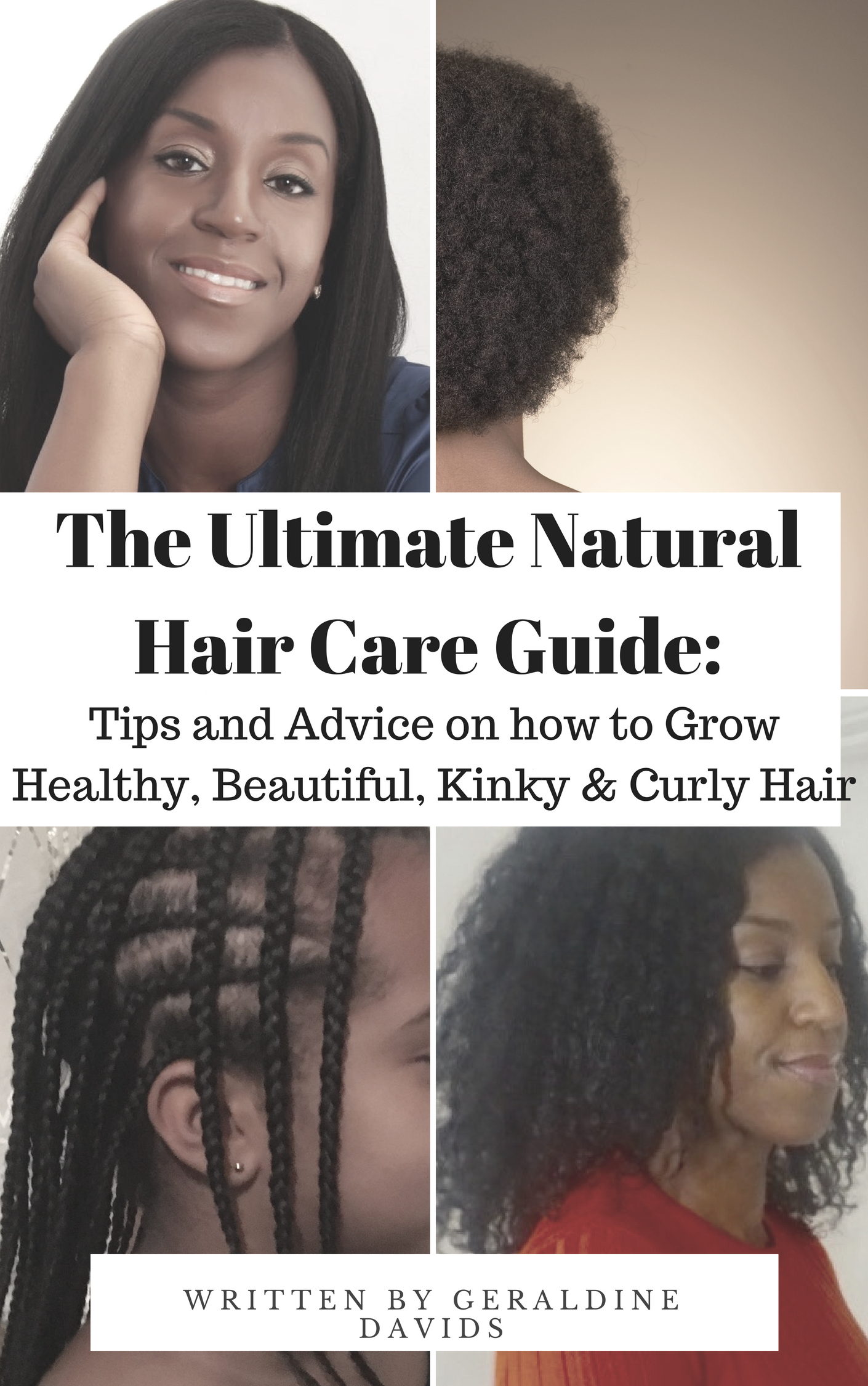 The Ultimate Natural Hair Care Guide Ebook Pdf Naturally G